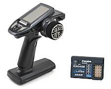 Аппаратура р/у авто 4к Futaba 4PV T-FHSS/S-FHSS с приемником R304SB