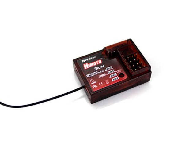 3channels 2.4GHZ Waterproof Receiver, фото 2