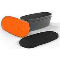 Набор SnapBox oval 2-pack Orange/Blk, 40418913