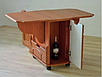 Журнальный столик Летро Фокус вишня, фото 2