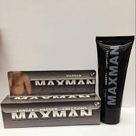 Крем MAXMAN максмен пролонгатор для увеличения пениса.