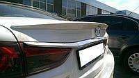 Спойлер крышки багажника Mazda 6 (2013-) AutoPlast