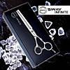 Ножницы парикмахерские Sway 110 16160 Infinite 6 филировочные, фото 2