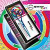 Ножницы парикмахерские Sway 110 30255 Art Silk 5,5, фото 2
