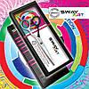 Ножницы парикмахерские Sway 110 30355 Art Balance&Harmony 5,5, фото 2