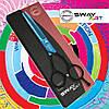 Ножницы парикмахерские Sway 110 31655 Art Crow Wing 5,5 филировочные, фото 2