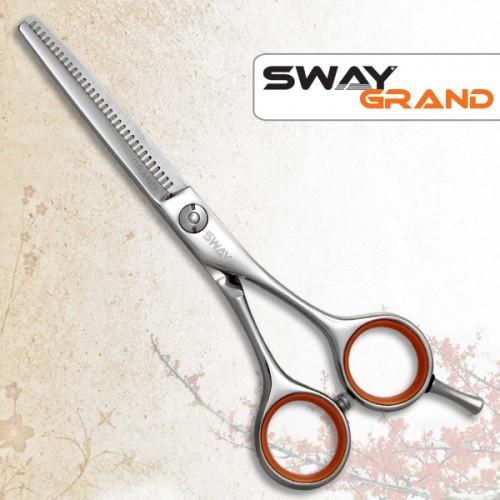 Ножницы парикмахерские Sway 110 46155 Grand 5,5 филировочные
