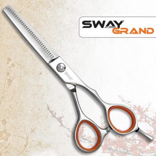 Ножницы парикмахерские Sway 110 46255 Grand 5,5 филировочные