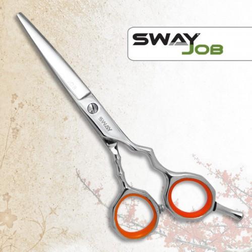 Ножницы парикмахерские Sway 110 50455 Job 5,5
