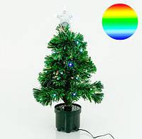 Декоративная настольная елка электрическая 65 см