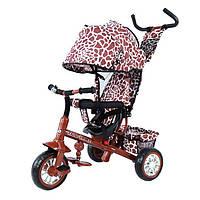 Трехколесный велосипед Baby Tilly Zoo-Trike T-342 (BT-CT-0005) Brown