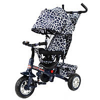 Трехколесный велосипед Baby Tilly Zoo-Trike T-342 (BT-CT-0005) Dark Blue