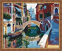 "Картина по номерам (40*50 см) ""Венеция"" G081"
