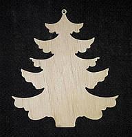 Новогодние декоративные подвески для раскраски, лазер, 9 см., 12/10 (цена за 1 шт. + 2 гр.)