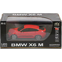 Радиоуправляемая машина Bambi BMW X6 M Red (HQ200122)