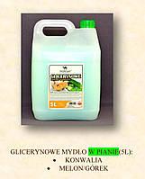 Глицериновое пенное мыло 5л