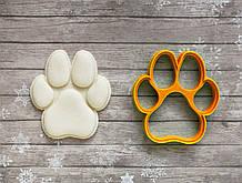Лапка собачки - Форма для печива і пряників