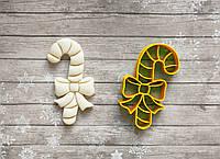 Різдвяний льодяник  - Форма для печива і пряників