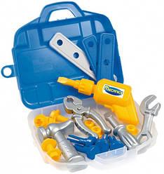 Детский кейс с инструментами, 20 аксессуаров Ecoiffier