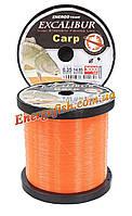 Леска Excalibur Carp Feeder Fluo Orange 3000 м 0.35 мм