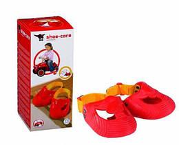 Детские защитные насадки для езды на толокаре с липучками