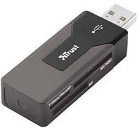 Картридер Trust SuperSpeed USB 3.0 Mini Card Reader