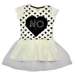 Летнее платье для девочки MG and T Kids