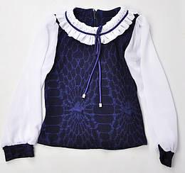 Блузка с шифоновыми рукавами, Mariatex