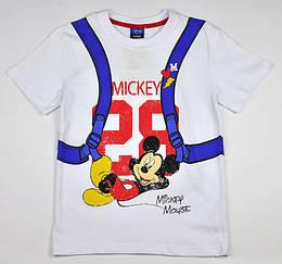 Футболка для мальчика с Микки Маусом