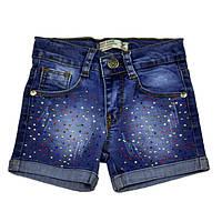 Джинсовые шорты для девочки MG and T JUNIOR