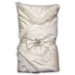 Детский конверт одеяло на выписку Garden Baby