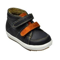 Детские демисезонные ботинки для мальчика Eleven Shoes