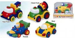 Машинка игрушка JACKPOT