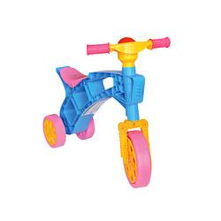 Детский толокар-ролоцикл 3 ТехноК