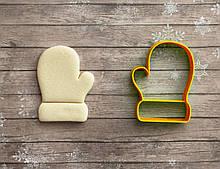 Рукавичка - Форма для печива і пряників
