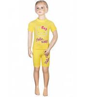 Комплект футболка + трессы накат Артикул 020.12914