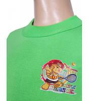 Комплект футболка с аппликацией+шорты Артикул 020.12014