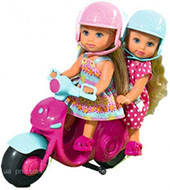 Кукла Evi Love Веселое путешествие, Simba 5730485