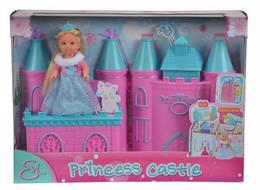 Игровой набор Evi Замок Принцессы Simba