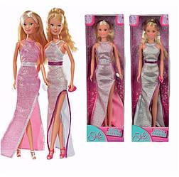 Кукла Штеффи в сияющем вечернем платье Вечерний стиль 5732326