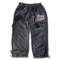 Зимние штаны с машиной для мальчика TAURUS