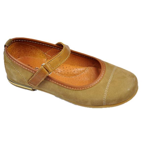 4cd6ff0d2 Кожаные туфли для девочки, замшевые Bistfor купить, цена - интернет ...