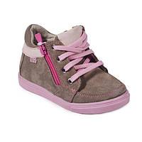 Детские ботинки для девочки Bistfor