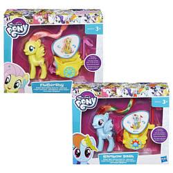 Игровой набор Hasbro My Little Pony Пони в карете B9159