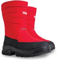 Детские сапоги для девочки DEMAR Swen 1600 красные