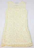 Платье Ажурное с перчатками Marions