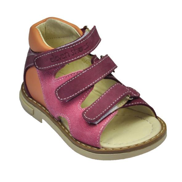 Яркие босоножки для девочки, Eleven Shoes