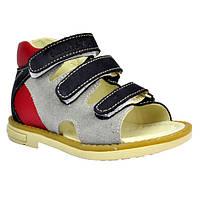 Босоножки ортопедические для мальчика, Eleven Shoes