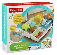 "Набор посуды \""Подарок\"" в коробке Fisher-price"