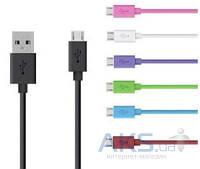 Кабель USB Belkin Micro USB Black (BK012)